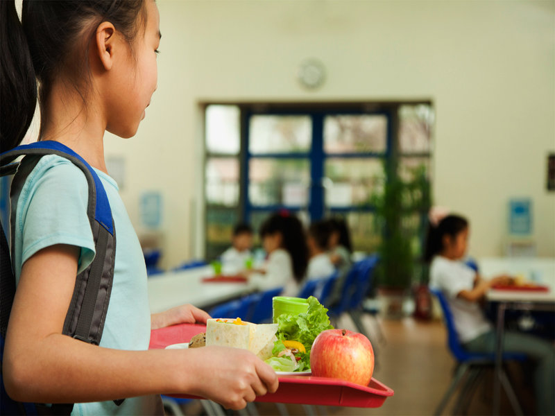 Okul Çağı Çocuklarında Beslenme Nasıl Olmalı  ?