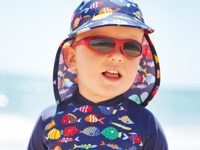 Çocuklar için Güneş Gözlüğü