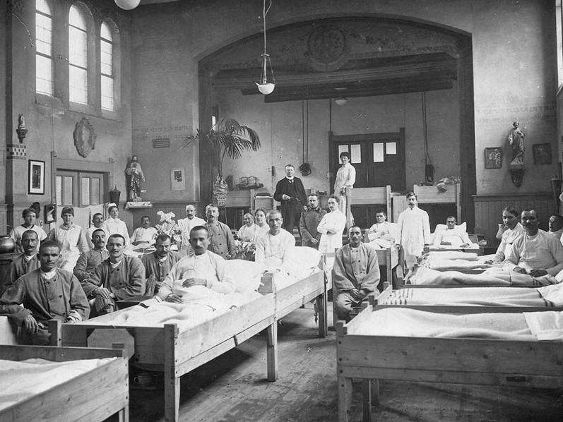 Bir Pandemi Öyküsü: 1918 İspanyol  Gribi Salgını